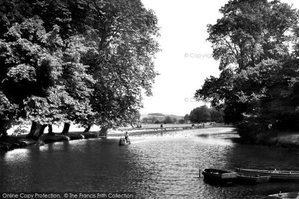 Photo of high wycombe the dyke the rye c1955 reheart Choice Image