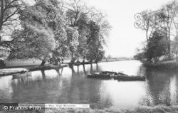 The Dyke, Wendover Way c.1965, High Wycombe