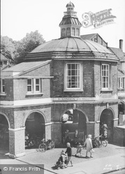 The Old Market c.1965, High Wycombe