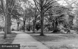 The Rye c.1960, High Wycombe