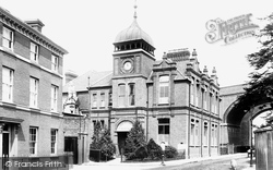 The Technical School 1906, High Wycombe