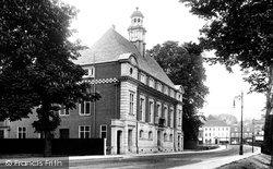 The Town Hall 1906, High Wycombe