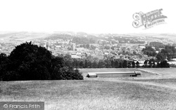 High Wycombe, The View From Tom Burt's Hill 1921
