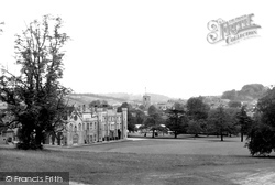 High Wycombe, Wycombe Abbey School c.1955