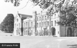 Wycombe Abbey School c.1955, High Wycombe