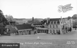 Wycombe Abbey School c.1965, High Wycombe