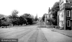 High Wycombe, Wycombe Abbey School Grounds c.1965