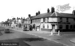 High Street c.1965, Higham Ferrers