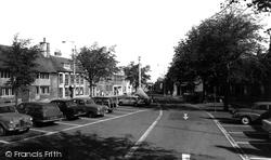 Market Square c.1965, Higham Ferrers