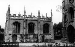 The Old Chapel c.1965, Higham Ferrers
