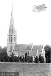 Highnam, The Holy Innocents Church 1891