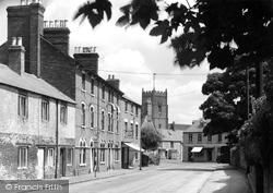 Highworth, Cricklade Road c.1945