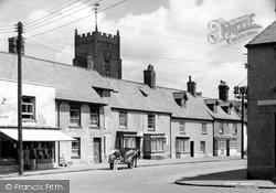 Highworth, High Street c.1955