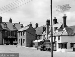 Highworth, Market Place c.1945
