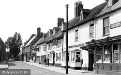 Highworth, Sheep Street c.1955