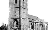 Highworth, St Michael's Church c1955