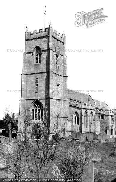 Photo of Highworth, St Michael's Church c1955