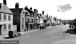 Highworth, Swindon Street c.1950
