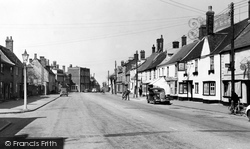 Highworth, Swindon Street c.1955