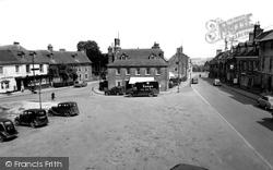 Highworth, The Market Square c.1950