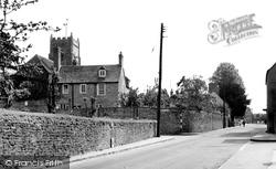 Highworth, Westrop c.1955