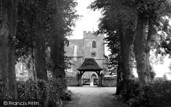 All Saints Church c.1960, Hilgay
