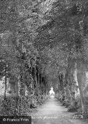 Church Avenue c.1960, Hilgay
