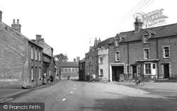 The Village c.1955, Hilgay