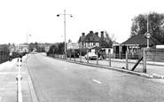 Hillingdon, Station Road c1960
