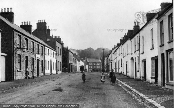 Photo of Hillsborough, Lisburn Street 1890