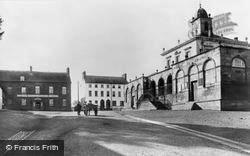 Hillsborough, The Courthouse c.1890