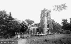 Hilton, Church Of St Mary Magdalene c.1955