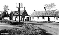 Hilton, Graveley Road c.1955