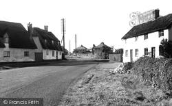 Hilton, Potton Road 1958