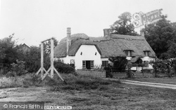 Hilton, Rose Cottage c.1955