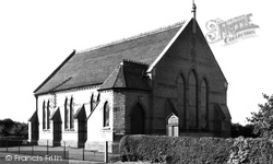 Hilton, The Methodist Church c.1955