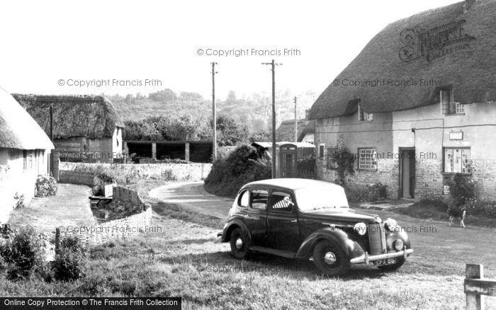 Hilton, the Village c1955