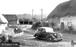 The Village c.1955, Hilton