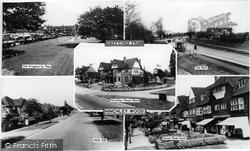 Composite c.1965, Hinchley Wood