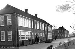 High School c.1965, Hinchley Wood