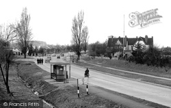 Kingston By-Pass c.1955, Hinchley Wood