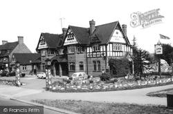 The Hinchley Wood Hotel c.1965, Hinchley Wood