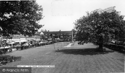 The Memorial Gardens c.1965, Hinchley Wood