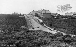 Beacon Hill Road 1910, Hindhead