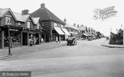 Beacon Hill Road 1935, Hindhead