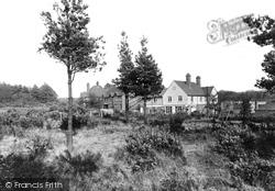 Bramshott Chase 1914, Hindhead
