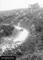 Hindhead, Devil's Punch Bowl 1909