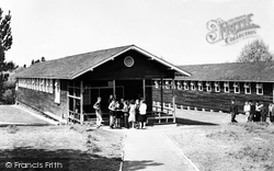 Golden Valley Dormitory, Marchants Hill c.1955, Hindhead