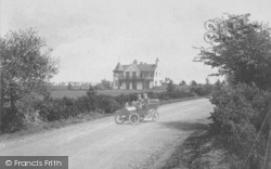 Hindhead, Golf Club House 1906