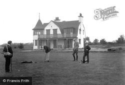 Golf House 1907, Hindhead